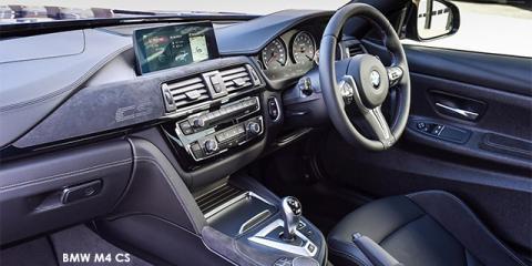 BMW M4 CS - Image credit: © 2019 duoporta. Generic Image shown.