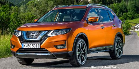 Nissan X-Trail 1.6dCi Visia - Image credit: © 2018 duoporta. Generic Image shown.