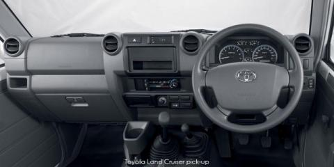 Toyota Land Cruiser 79 4.0 V6 - Image credit: © 2020 duoporta. Generic Image shown.