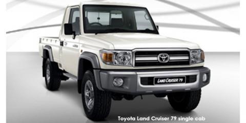 Toyota Land Cruiser 79 4.2D - Image credit: © 2018 duoporta. Generic Image shown.