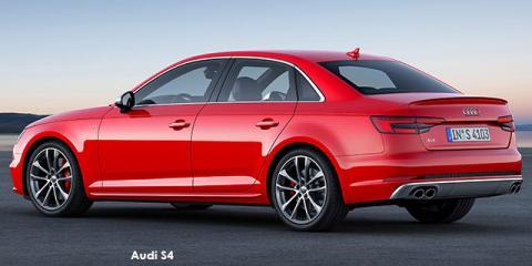 Audi S4 quattro - Image credit: © 2018 duoporta. Generic Image shown.
