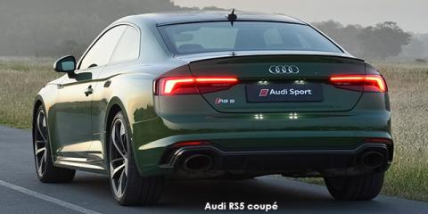Audi RS5 coupe quattro - Image credit: © 2018 duoporta. Generic Image shown.