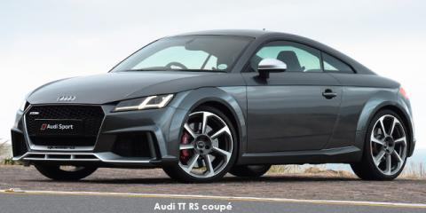 Audi TT RS coupe quattro - Image credit: © 2018 duoporta. Generic Image shown.