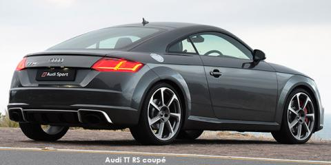 New Audi TT TT RS Coupe Quattro Up To R Discount New Car Deals - Audi tt coupe