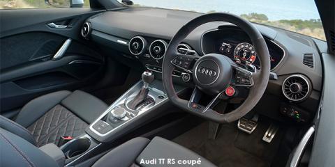 Audi TT RS coupe quattro - Image credit: © 2019 duoporta. Generic Image shown.