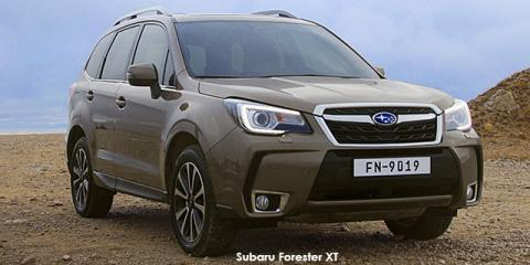 Subaru Forester 2.5 X - Image credit: © 2018 duoporta. Generic Image shown.