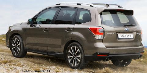 Subaru Forester 2.0 XT - Image credit: © 2018 duoporta. Generic Image shown.