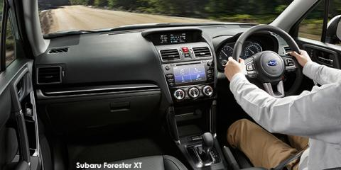 Subaru Forester 2.0 XT - Image credit: © 2018 duoporta. Generic Image shown.