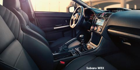Subaru WRX Premium - Image credit: © 2018 duoporta. Generic Image shown.
