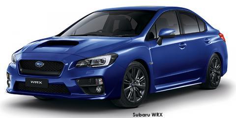 Subaru WRX Premium auto - Image credit: © 2018 duoporta. Generic Image shown.
