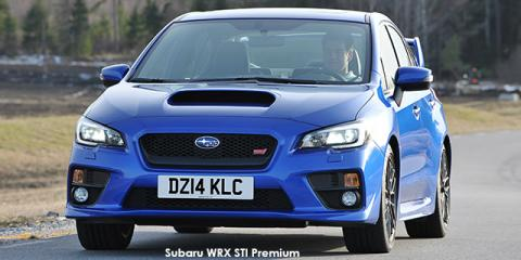 Subaru WRX STI Premium - Image credit: © 2018 duoporta. Generic Image shown.