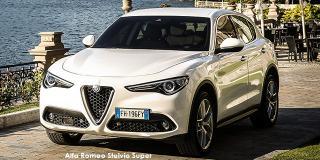 Alfa Romeo Stelvio - Image credit: © 2018 duoporta. Generic Image shown.
