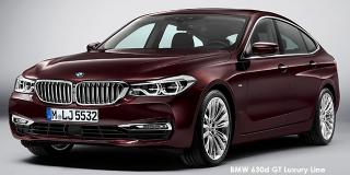 BMW 6 Series Gran Turismo - Image credit: © 2018 duoporta. Generic Image shown.