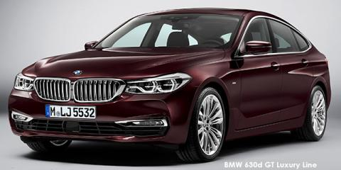 BMW 630d GT - Image credit: © 2019 duoporta. Generic Image shown.