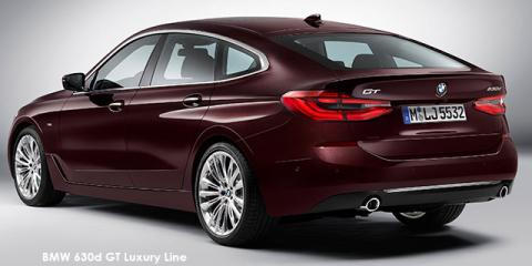 BMW 630d GT Sport Line - Image credit: © 2018 duoporta. Generic Image shown.
