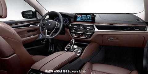 BMW 630d GT Luxury Line - Image credit: © 2018 duoporta. Generic Image shown.