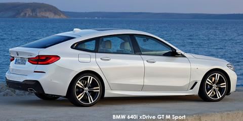 BMW 630d GT M Sport - Image credit: © 2018 duoporta. Generic Image shown.