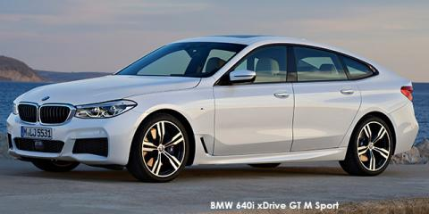 BMW 640i xDrive GT M Sport - Image credit: © 2018 duoporta. Generic Image shown.