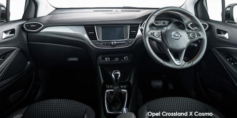 Opel Crossland X 1.2 - Image credit: © 2018 duoporta. Generic Image shown.