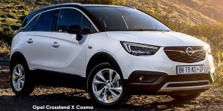 Opel Crossland X - Image credit: © 2018 duoporta. Generic Image shown.