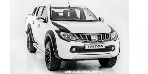 Mitsubishi Triton 2.4DI-D double cab Xtreme auto - Image credit: © 2018 duoporta. Generic Image shown.