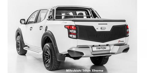 Mitsubishi Triton 2.4DI-D double cab 4x4 Xtreme - Image credit: © 2018 duoporta. Generic Image shown.