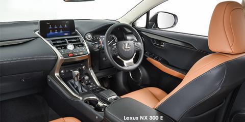 Lexus NX 300 E - Image credit: © 2018 duoporta. Generic Image shown.