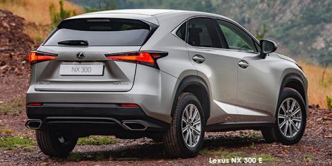 Lexus NX 300h EX - Image credit: © 2018 duoporta. Generic Image shown.