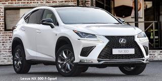 Lexus NX - Image credit: © 2018 duoporta. Generic Image shown.
