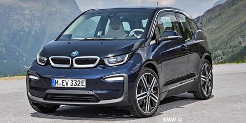BMW i3 eDrive - Image credit: © 2018 duoporta. Generic Image shown.