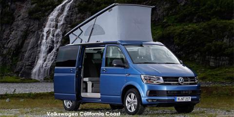 Volkswagen California Coast 2.0BiTDI 4Motion - Image credit: © 2018 duoporta. Generic Image shown.