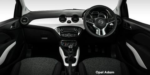 Opel Adam 1.0T - Image credit: © 2018 duoporta. Generic Image shown.