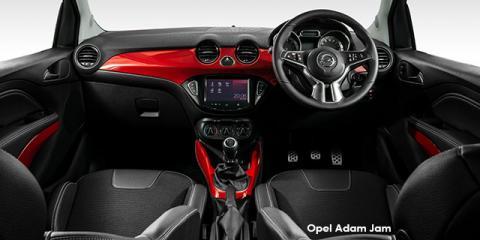 Opel Adam 1.0T Jam - Image credit: © 2018 duoporta. Generic Image shown.