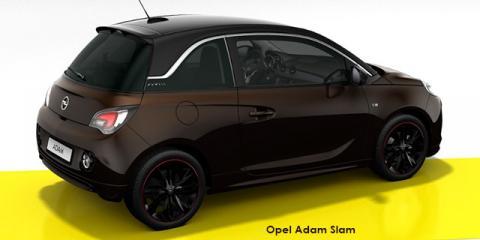 Opel Adam 1.0T Slam - Image credit: © 2018 duoporta. Generic Image shown.