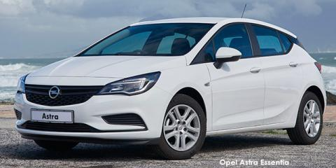 Opel Astra hatch 1.0T - Image credit: © 2019 duoporta. Generic Image shown.