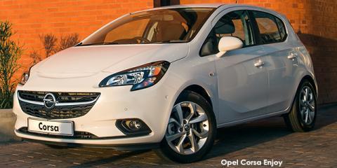 Opel Corsa 1.0T - Image credit: © 2019 duoporta. Generic Image shown.