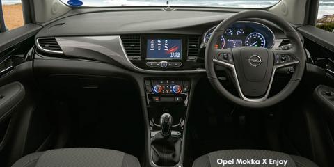 Opel Mokka X 1.4 Turbo Enjoy - Image credit: © 2018 duoporta. Generic Image shown.