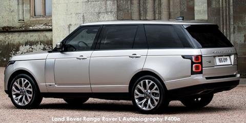 Land Rover Range Rover L Vogue SE P400e - Image credit: © 2019 duoporta. Generic Image shown.
