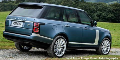 Land Rover Range Rover Vogue SE Supercharged - Image credit: © 2019 duoporta. Generic Image shown.