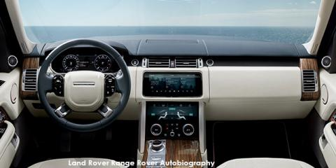 Land Rover Range Rover Autobiography SDV8 - Image credit: © 2018 duoporta. Generic Image shown.