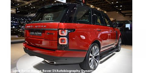 Land Rover Range Rover SVAutobiography Dynamic Supercharged - Image credit: © 2019 duoporta. Generic Image shown.