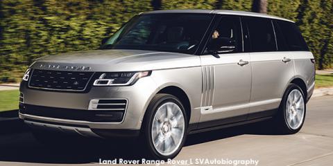 Land Rover Range Rover L SVAutobiography SDV8 - Image credit: © 2018 duoporta. Generic Image shown.