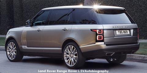 Land Rover Range Rover L SVAutobiography Supercharged - Image credit: © 2018 duoporta. Generic Image shown.