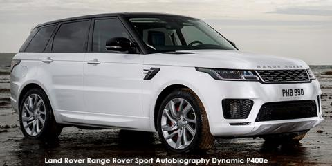 Land Rover Range Rover Sport HSE P400e - Image credit: © 2019 duoporta. Generic Image shown.