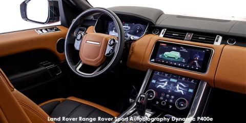 Land Rover Range Rover Sport Autobiography Dynamic P400e - Image credit: © 2019 duoporta. Generic Image shown.