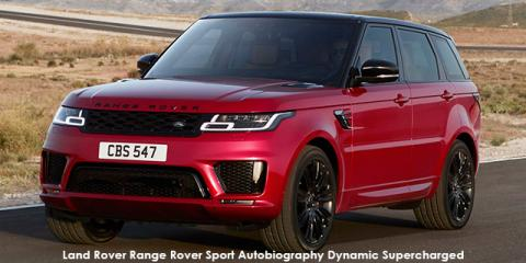 Land Rover Range Rover Sport Autobiography Dynamic Supercharged - Image credit: © 2018 duoporta. Generic Image shown.
