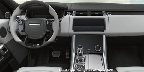 Land Rover Range Rover Sport SVR - Image credit: © 2019 duoporta. Generic Image shown.