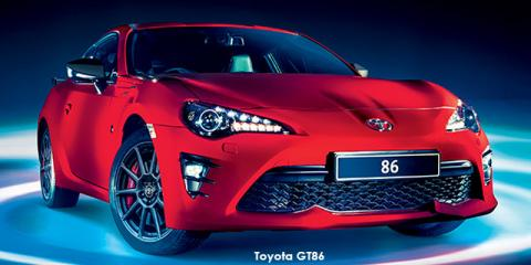 Toyota GT86 - Image credit: © 2018 duoporta. Generic Image shown.