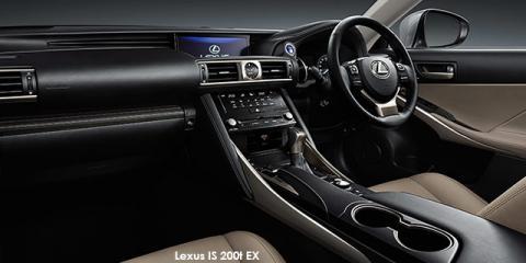 Lexus IS 300 EX - Image credit: © 2018 duoporta. Generic Image shown.