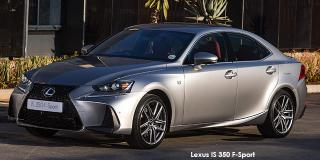 Lexus IS - Image credit: © 2018 duoporta. Generic Image shown.